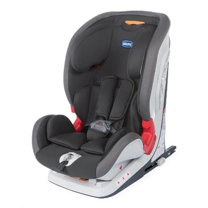 Chicco Kindersitz YOUniverse Fix JET Black 2021 - Großbild