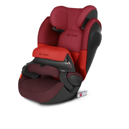 Cybex Kindersitz Pallas M-fix SL Rumba Red-dark red 2018 - Großbild