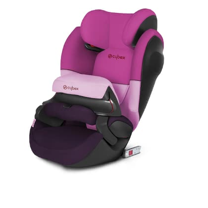 Cybex детское автокресло Pallas M-Fix SL Purple Rain-purple - большое изображение