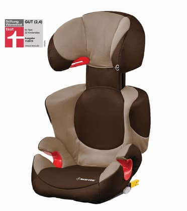 Maxi-Cosi Kindersitz Rodi XP Fix Hazelnut Brown 2019 - Großbild