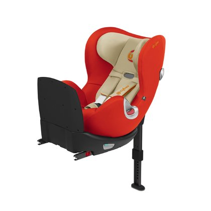 Cybex детское автокресло Platinum Sirona Q i-Size Autumn Gold - burnt red 2018 - большое изображение