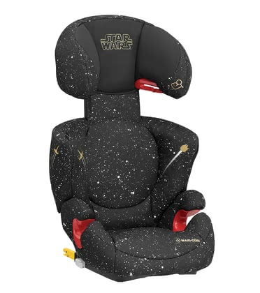 Maxi-Cosi Kindersitz Rodi XP Fix Star Wars Limited Edition - * Der Maxi-Cosi Kindersitz Rodi XP FIX in der Star Wars Limited Edition ist ein Muss für jeden kleinen Fan.