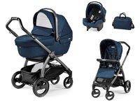 Peg-Perego Kinderwagenset Book S Modular Set XL - * Mit dem trendigem Peg-Perego Kinderwagenset Book S Modular Set XL sind Sie als werdende Eltern gut ausgestattet und genießen eine einfache Handhabung und maximalen Komfort.