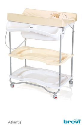 Brevi Bath and Changing Unit Atlantis My little Bear 2018 - Image de grande taille
