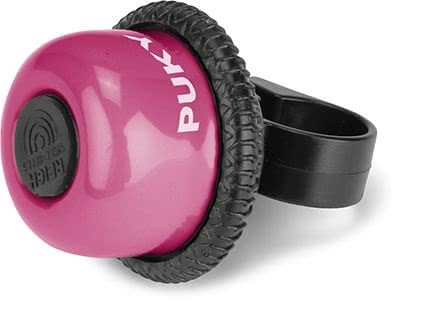 PUKY Bell G20 -  * This PUKY bell comes in a bright signal colour and is suitable for learner bikes and scooters with a handlebar that features a diameter of 20 mm.