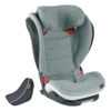 Silla de Coche iZi Flex FIX i-Size, Design: Sea Green Mélange