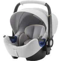 Britax Römer Infant Car Seat Baby Safe 2 i-Size/ Special Edition Nordic Grey -  * The infant car seat Baby Safe 2 i-Size by Britax Römer offers plenty of space to grow and provides a flat recline position.