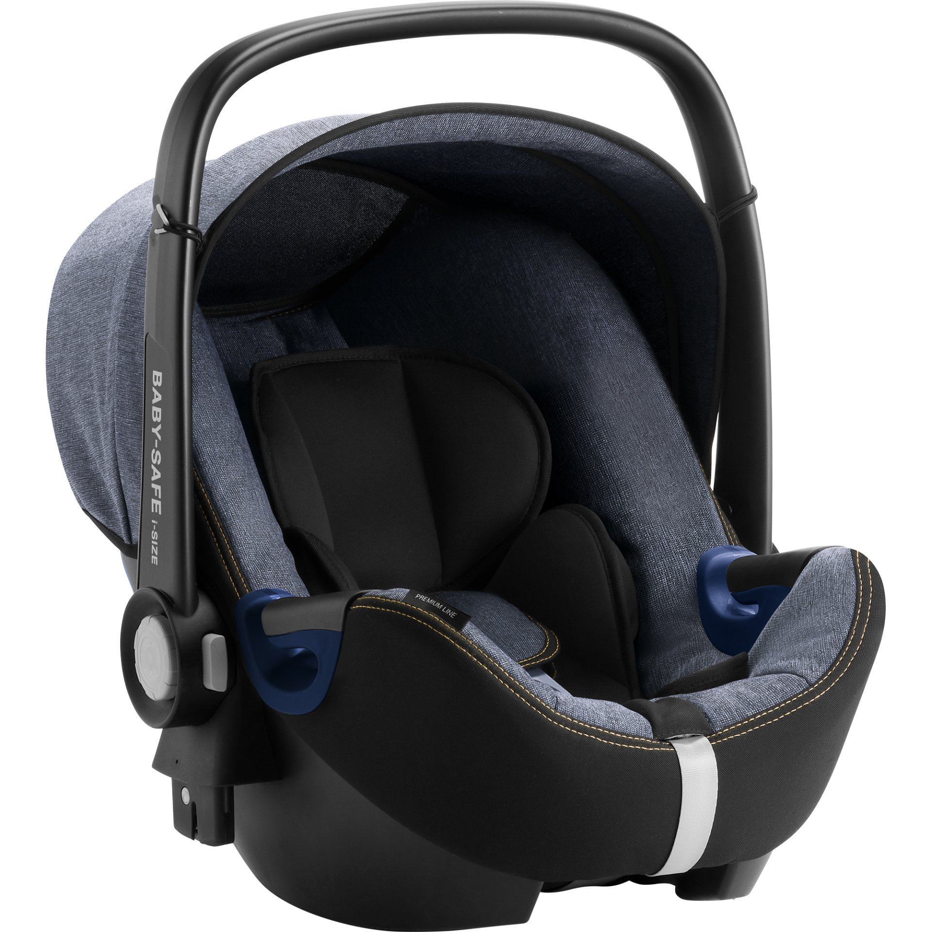 britax r mer babyschale baby safe 2 i size 2019 blue. Black Bedroom Furniture Sets. Home Design Ideas