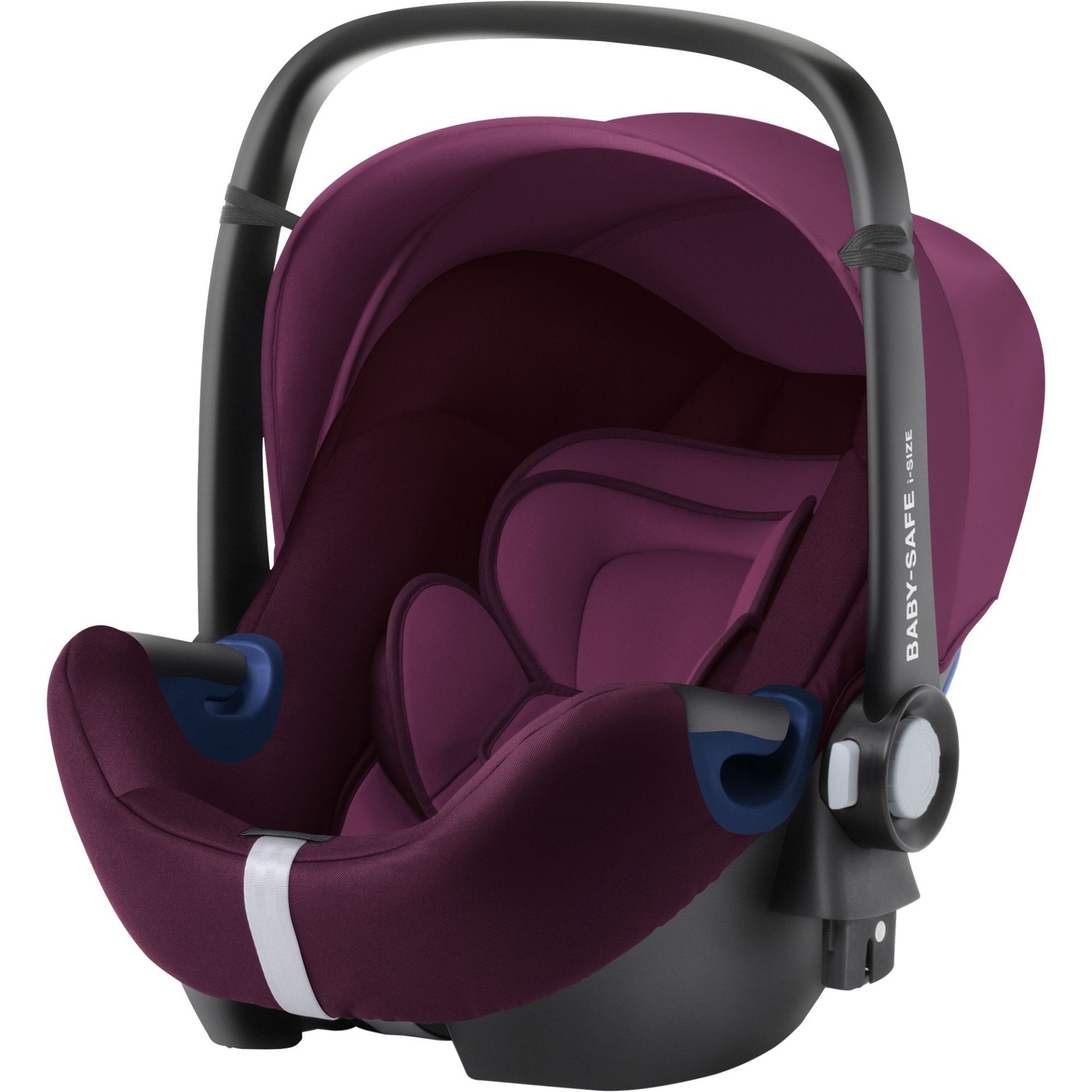 britax r mer babyschale baby safe 2 i size 2019 burgundy. Black Bedroom Furniture Sets. Home Design Ideas