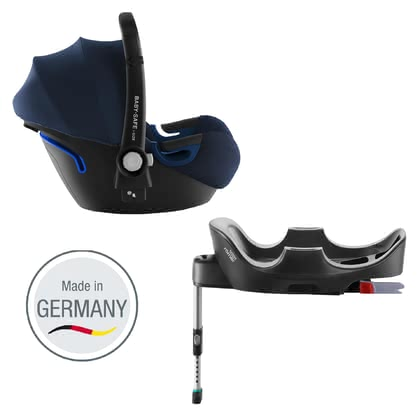 Britax Römer Babyschale Baby Safe 2  i-Size inkl. Flex Base Moonlight Blue 2019 - Großbild