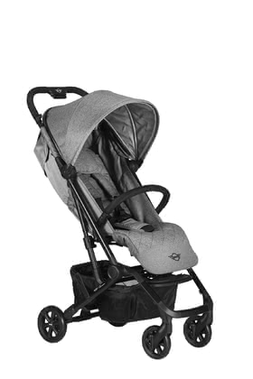MINI Buggy XS by Easywalker - * Der neue MINI by Easywalker Buggy XS vereint geringes Gewicht und kleines Faltmaß mit einem stylischen und extravaganten MINI-Design.