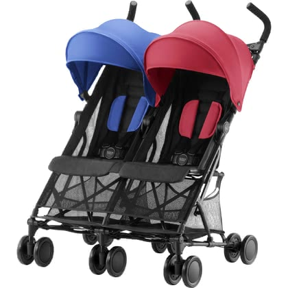 Britax Römer Buggy Holiday Double Red_Blue 2020 - Großbild