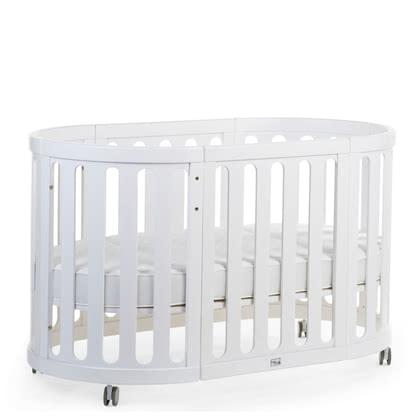 Childhome Oval Cot 4in1 2018 - Image de grande taille