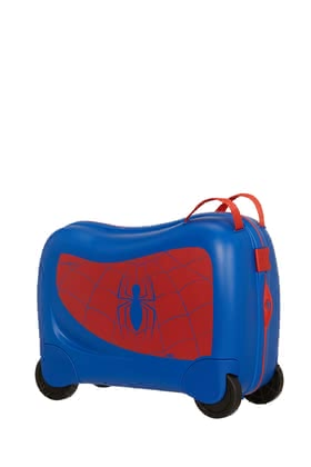 Samsonite Dream Rider Kinderkoffer Disney-Kollektion - ✓ Kinderkoffer mit beliebten Disney-Motiven ✓ als Kinderfahrzeug nutzbar ✓ für Kinder von 3 – 8 Jahren ✓ Volumen: 28 Liter ✓ 4 stabile Laufrollen ✓ Spanngurt
