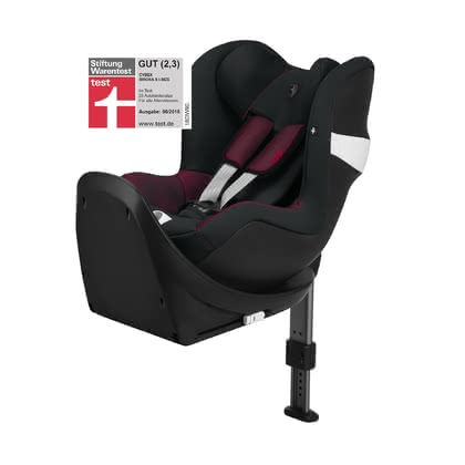 Cybex Scuderia Ferrari Reboard Child Car Seat Sirona S i-Size -  * The Cybex Scuderia Ferrari reboard child safety seat Sirona S i-Size combines 360° comfort for you and outstanding safety features for your little passenger.