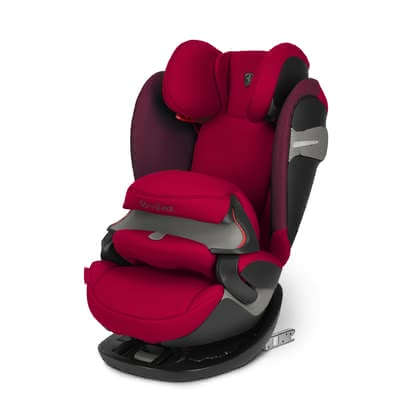 Cybex Scuderia Ferrari Kindersitz Pallas S-Fix Racing Red - red 2019 - Großbild
