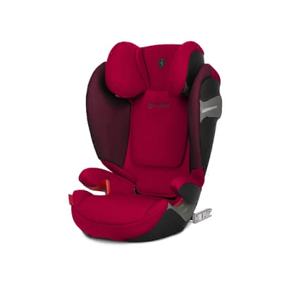 Cybex Scuderia Ferrari Kindersitz Solution S-Fix Racing Red - red 2020 - Großbild