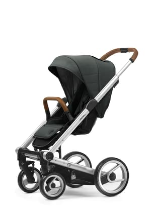 Mutsy Multi-Functional Stroller i2 Heritage Amsterdam Green 2019 - Image de grande taille