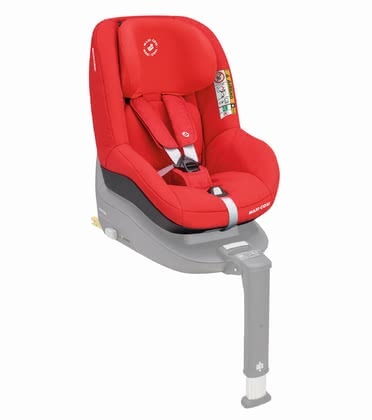 Maxi-Cosi Chid Car Seat Pearl Smart i-Size Nomad Red 2019 - Image de grande taille