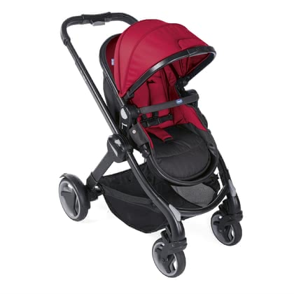 Chicco poussette Fully Red Passion 2020 - Image de grande taille