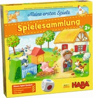 Haba My Very First Games – Game Collection -  * This lovingly designed game collection that consists of 10 different games will let your child dive into the colourful, happy world of a farm.
