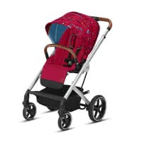 Cybex Gold Values for Life Kinderwagen Balios S - * Der Cybex Kinderwagen Balios S in der trendy Values for Life-Edition ist für Sie und Ihren Nachwuchs ab der Geburt ein treuer und stilsicherer Begleiter.