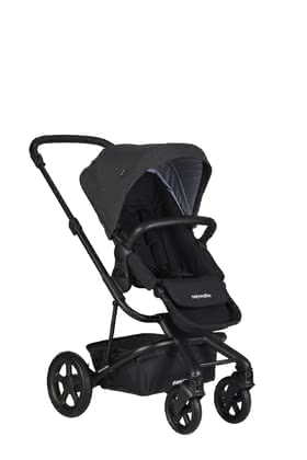 Easywalker Kinderwagen Harvey 2 night black 2020 - Großbild