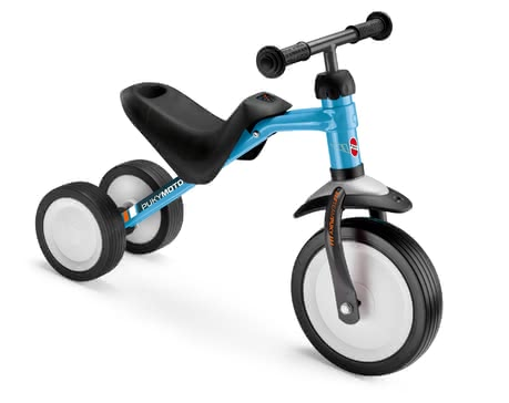 PUKYMOTO – Pre-Stage to a Balance Bike -  * With the new PUKYMOTO, the manufacturer Puky fills the gap between a four-wheeled ride-on toy and a two-wheeled balance bike.