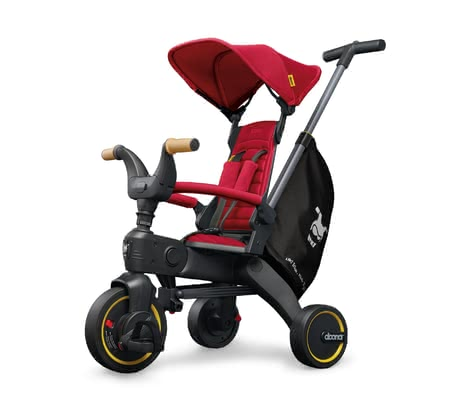 Doona Liki Trike S5 Flame Red - Image de grande taille