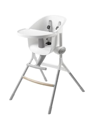 Béaba高腳椅餐椅Up&Down -  * The Béaba high chair Up & Down will delight young and old gourmets alike. The adjustable high chair combines comfort, design and usability.
