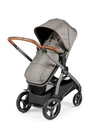 Peg-Perego Pushchair Ypsi - Flexible, versatile, functional and premium quality Made in Italy – that's the new Ypsi! It stands out as the ideal stroller for the city.