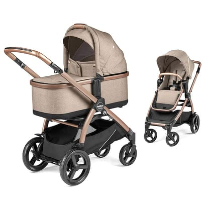Peg-Perego Multifunctional Stroller Ypsi -  * Flexible, versatile, functional and premium quality Made in Italy – that's the new Ypsi! It stands out as the ideal stroller for the city. Ypsi is easy to manoeuvre, light in weight, small and features a width of only 51 cm.
