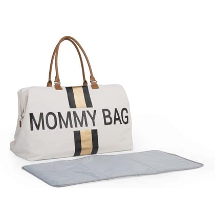 "Childhome Wickeltasche Canvas ""Mommy"" Bag"