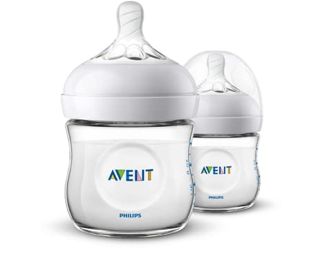 Philips AVENT Naturnah bouteille pack double 125 ml - Image de grande taille