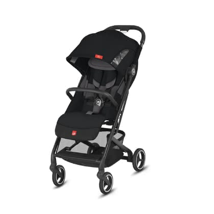 gb by Cybex Silla de paseo Qbit+ All-City Velvet Black_black 2021 - Imagen grande