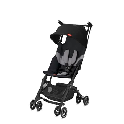 gb by Cybex Buggy Pockit + All Terrain - * Der kompakte Reisebuggy Pockit + All Terrain von gb by Cybex punktet als Ihr perfekter Reisebegleiter.