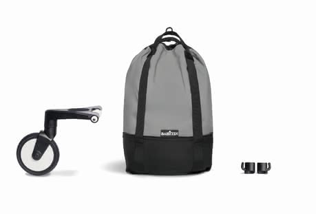 BABYZEN Rolling Bag / Shopping Bag -  * This unique separate rolling bag which can be attached to your BABYZEN YOYO within seconds is an absolute must-have accessory that has that certain something.