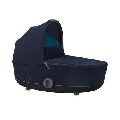 Cybex Platinum MIOS Lux Carrycot -  * Be stylish right from birth! The Cybex Platinum MIOS Carrycot transforms your MIOS buggy into a comfy, high-quality stroller.