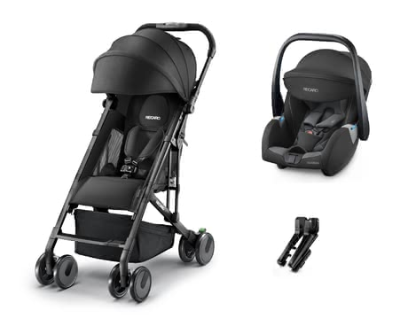 Recaro Buggy Easylife Elite + Babyschale Guardia