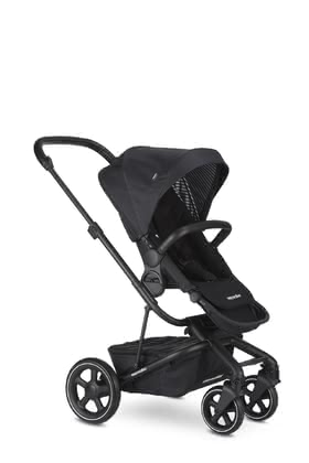 Easywalker Buggy Harvey 2 – Premium Edition - La poussette Easywalker Harvey 2 en tant qu'édition Premium unique offre une expérience de conduite agréable sur toutes les surfaces ainsi qu'un certain ...
