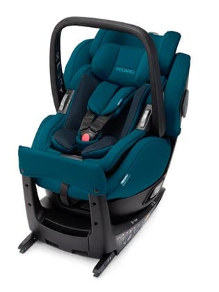 Recaro Kindersitz Salia Elite i-Size Select Teal Green 2020 - Großbild