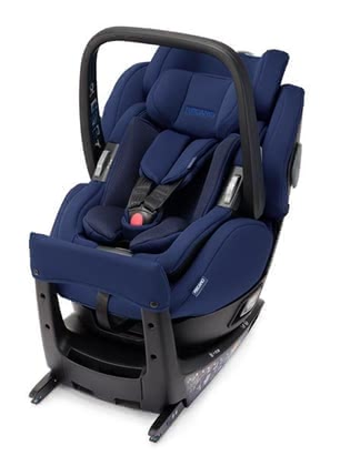 Recaro Kindersitz Salia Elite i-Size Select Pacific Blue 2020 - Großbild