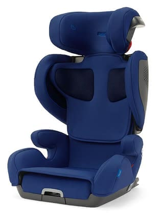 Recaro Kindersitz Mako Elite Select Pacific Blue 2020 - Großbild