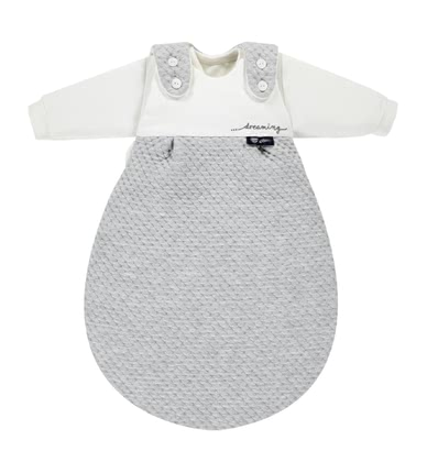 "s.Oliver by Alvi Baby-Mäxchen® All-Year-Round Baby Sleeping Bag, 3 Pieces – ""Dreaming"" - ¡Quien siempre dice saco de dormir, piensa nena®!"