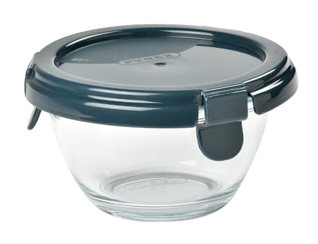 Béaba by Pyrex Glass Containers, 200ml - Le conteneur pratique de portion Béaba se compose de verre résistantet est idéal pour Stockage des aliments pour bébésLe verre en pyrex est unique - c'es...