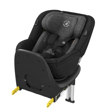 Maxi-Cosi Kindersitz Mica i-Size Authentic Black 2021 - Großbild
