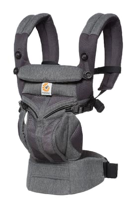 Ergobaby Baby Carrier Omni 360 Air Mesh Classic Weave - Image de grande taille