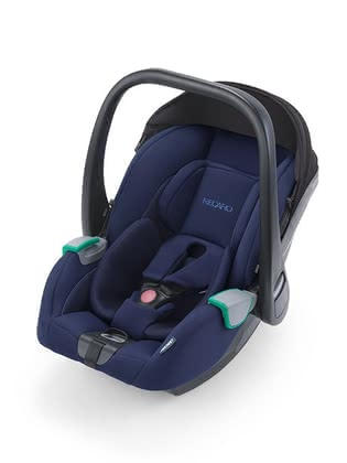 Recaro Babyschale Avan Select Pacific Blue 2020 - Großbild