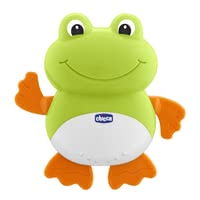 "Chicco Bath Toy ""Swimming Frog"" -  * Swimming is only really fun for little water lovers when the ""Swimming Frog"" by Chicco is part of the bathing session."