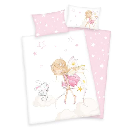 baby best® Bio-Bettwäsche für Kinder Little Fairy - Imagen grande